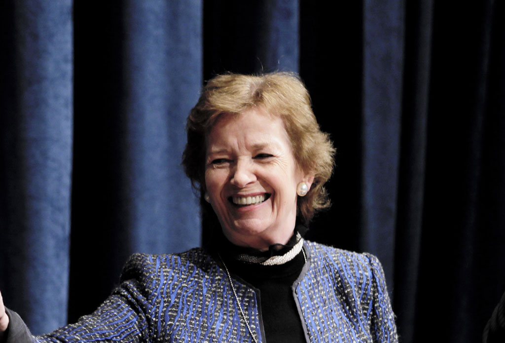 portrait de Madame Mary Robinson