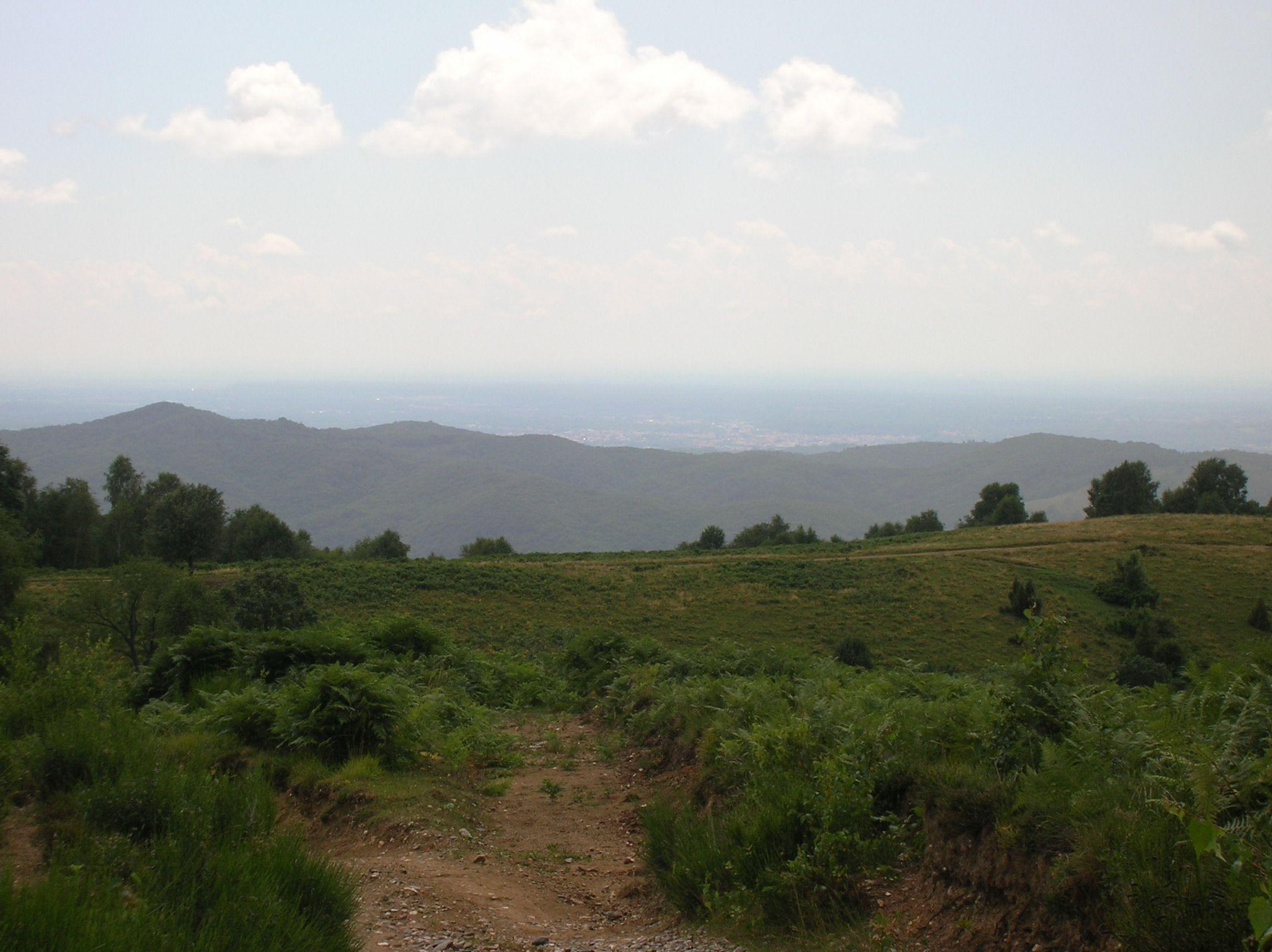 chaumes, hauteur du Piémont, Alpes italiennes