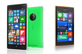 Présentation des Nokia Lumia 830 et 735