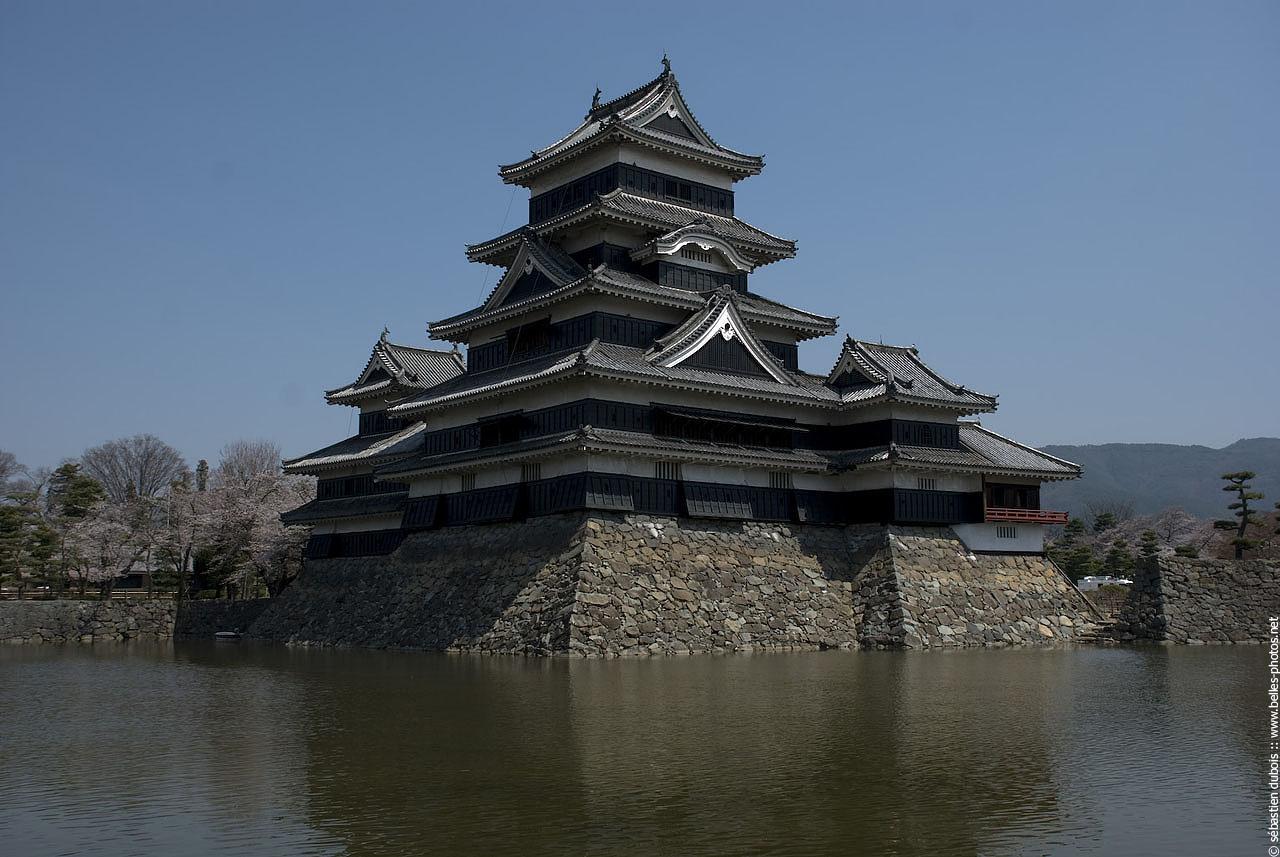La Forteresse de Matsumoto