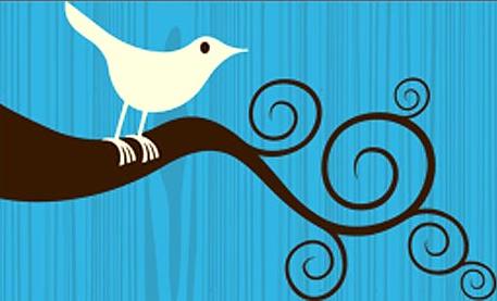L'oiseau, symbole de Twitter, tel que dessiné il y a 10 ans